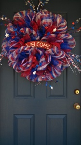 Memorial Day Wreath