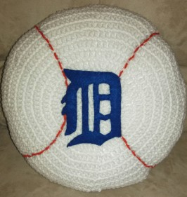 Baseball pillow2