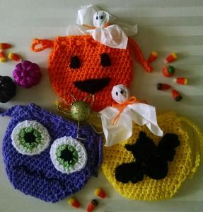 Spooky Treat Bags