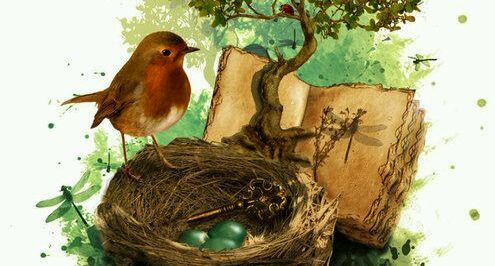 Nesting By Robin