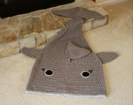 Shark/Dolphin Tail Snuggle Sak Children/Adult sizes Price: $60