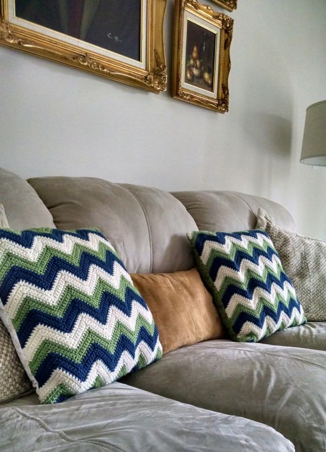 ZigZag Pillows