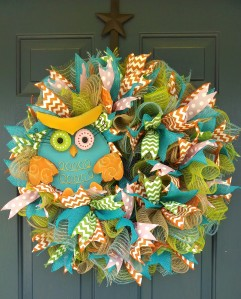 Owl Wreath2