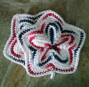 Starfish Potholders