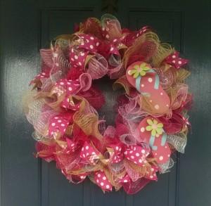 FlipFlop Wreath
