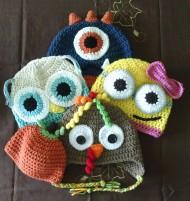 Seasonal Hats Newborn to children sizes Price: $10