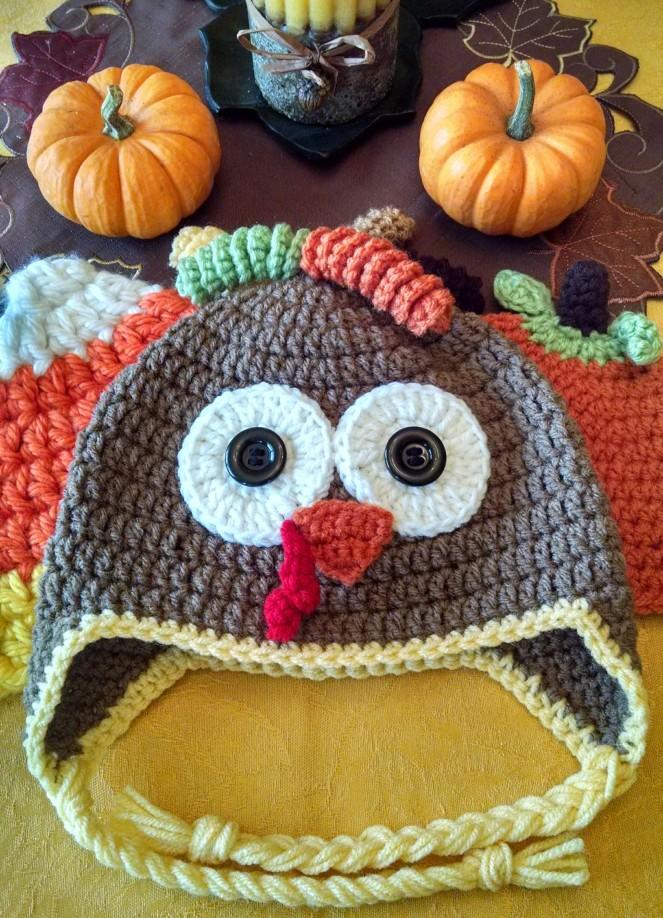 Fall Holiday Hats