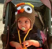 Lilly Turkey hat