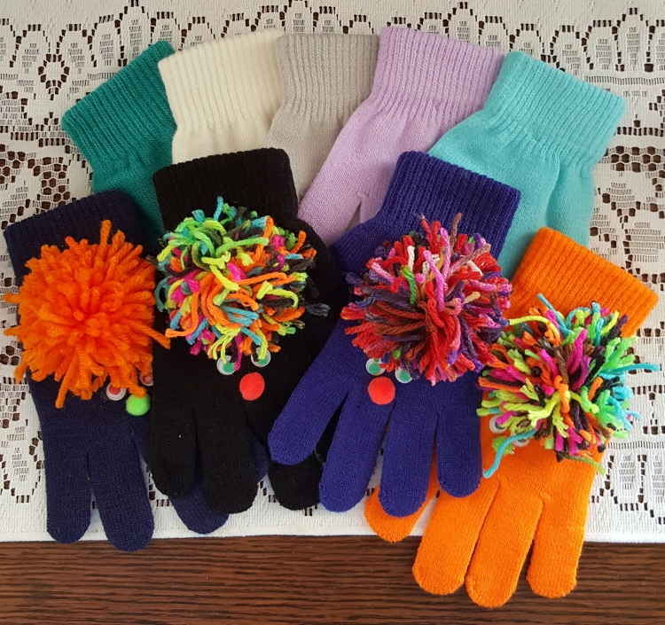 Fun Gloves