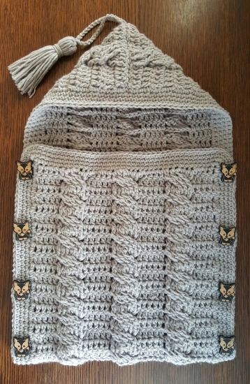 Baby Bunting Cocoon Unlined $30 Lined $45