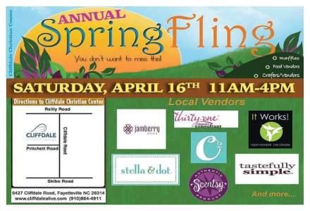 annual spring fling