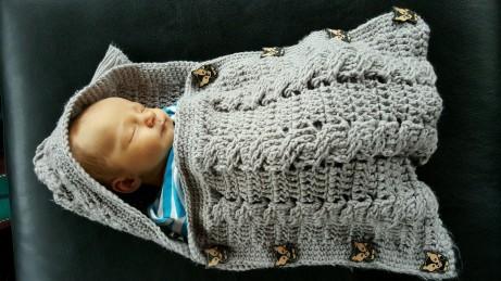 Infant Snuggle Sak Newborn to 3 months Price: $30