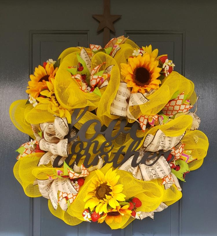 Ann's Memorial Wreath