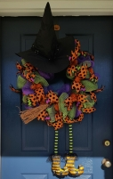 Halloween Witch Welcome your guests with this cute witch! $65