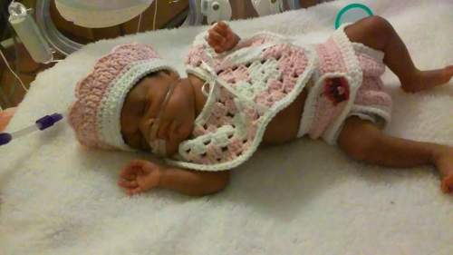Princess Set Preemie, Newborn, - 12 mos Price: $50
